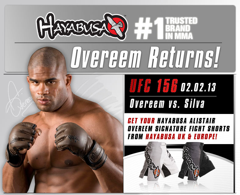 Alistair Overeem Makes His Return to the UFC