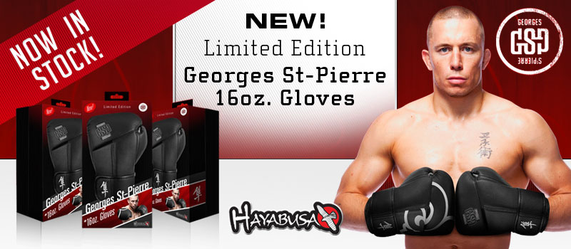 Hayabusa GSP Gloves