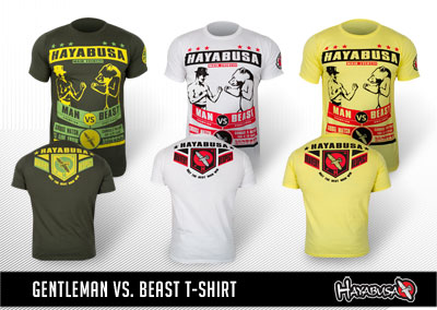 Gentleman Vs Beast T-Shirt