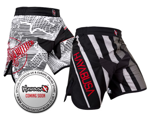 Hayabusa Flex Fight Shorts Preview