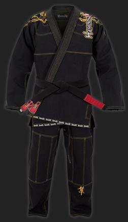 New Hayabusa Black Mizuchi Gi Coming Soon