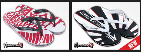 New Hayabusa Flip Flops Out Now