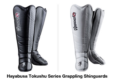 Tokushu Series Shinguards & Headgear