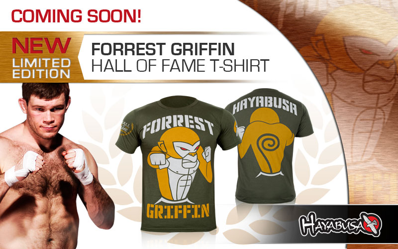 Hayabusa Forest Griffin T-Shirt