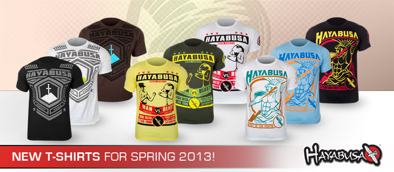 Hayabusa Spring T-Shirts
