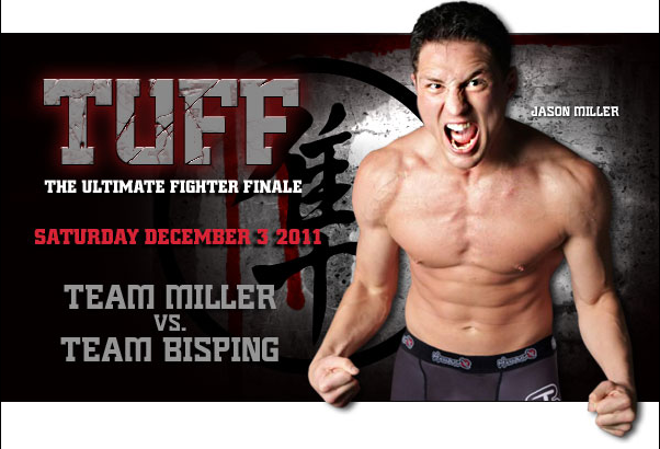 The Ultimate Fighter Finale!!!