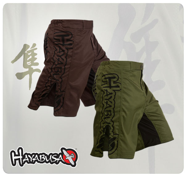 New Hayabusa Kanpeki Performance Shorts Now In Stock