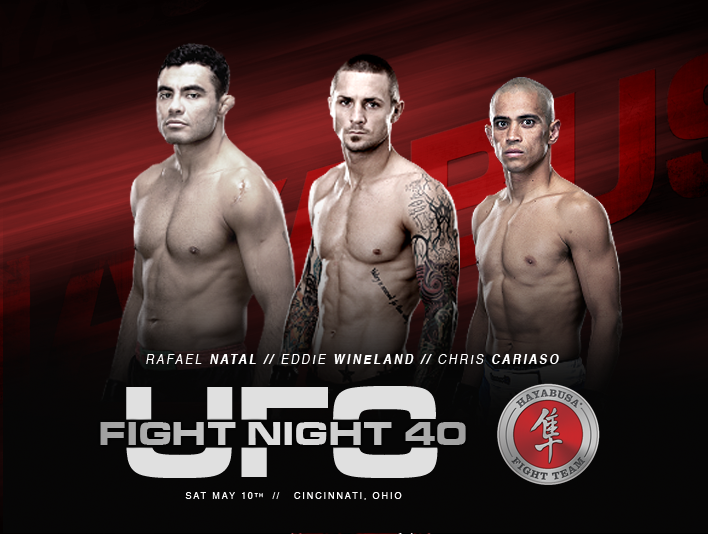 Hayabusa UFC Fight Night 40