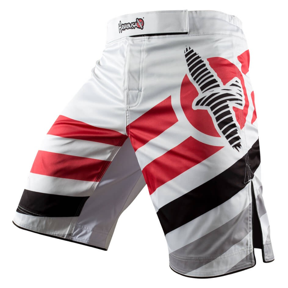 Hayabusa Elevate Performance Shorts White