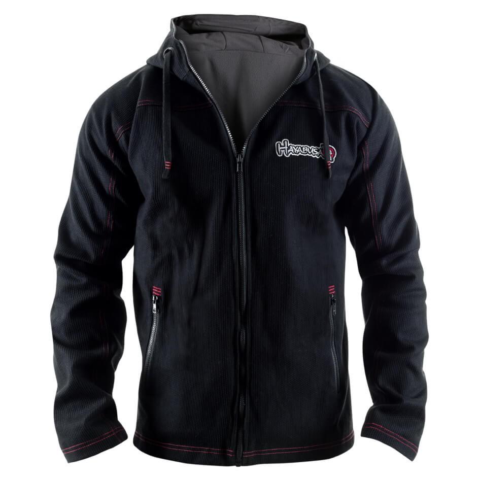 Hayabusa Uwagi Pro Gi Jacket Black