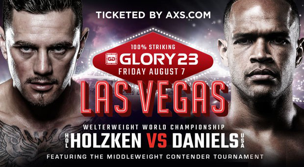 Glory 23 Advert