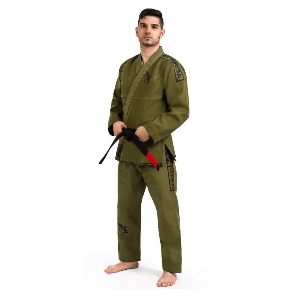 new lightweight gi in green