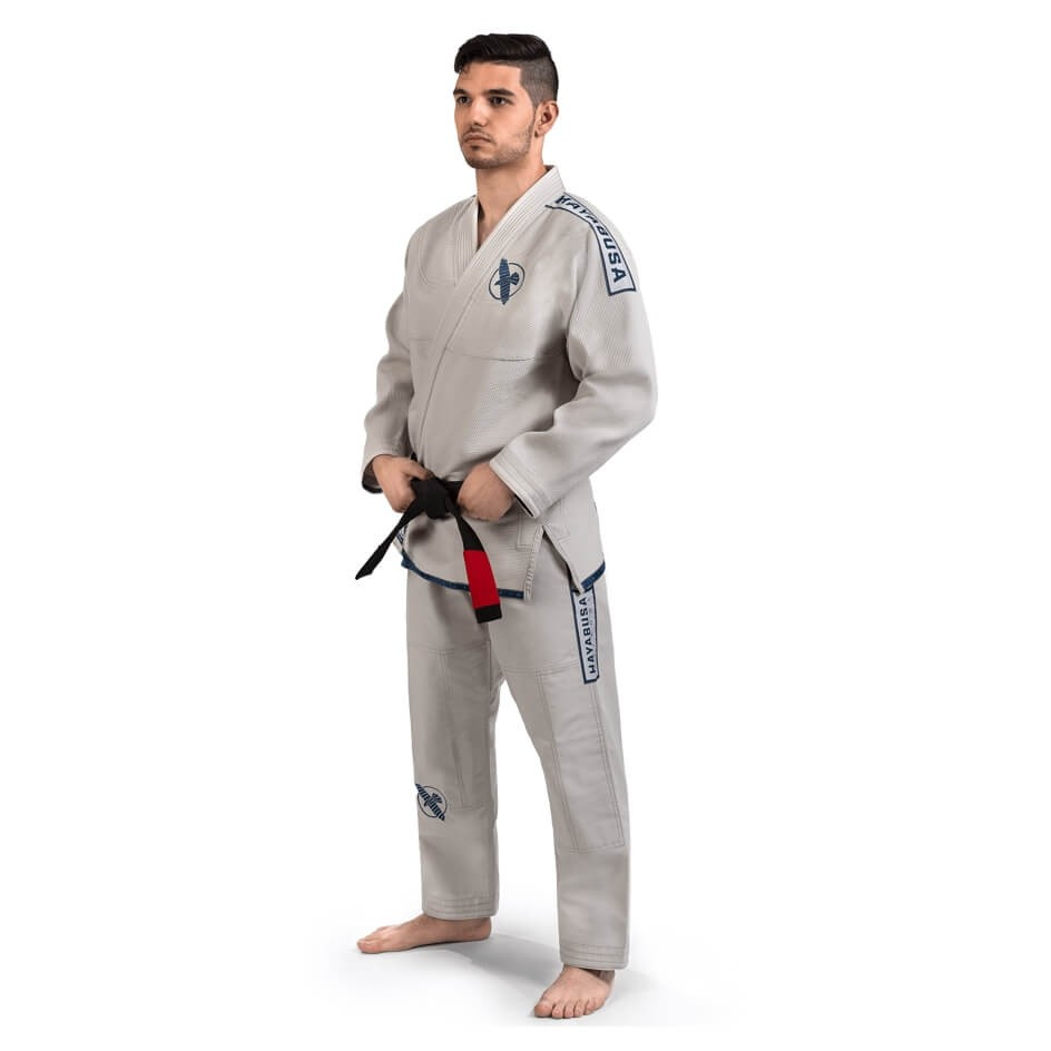 new lightweight gi in stone white