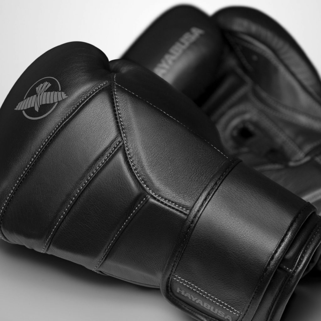 Black T3 Kanpeki Boxing gloves