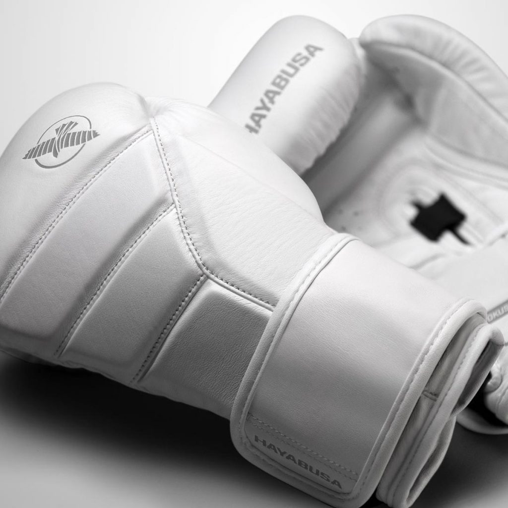 White T3 Kanpeki Boxing gloves
