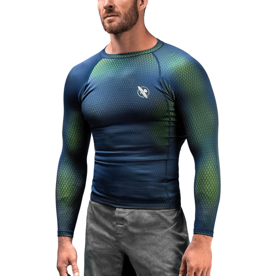 Colour changing Fusion rashguard