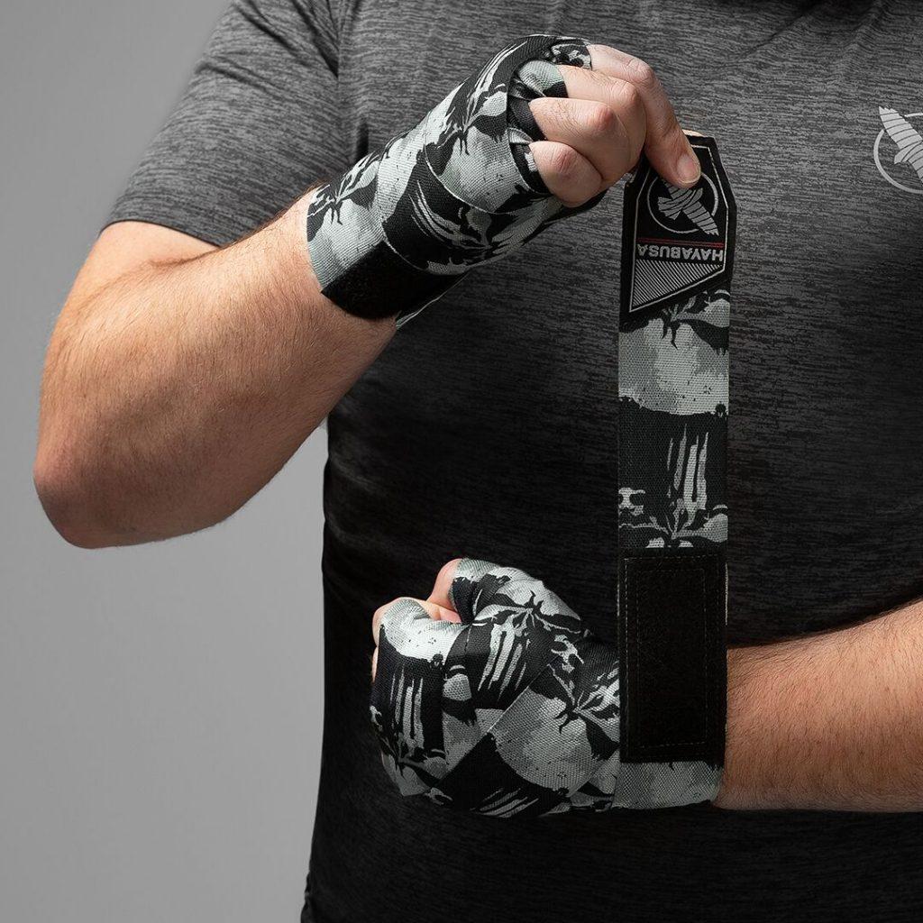 The Punisher Hero Elite Handwraps