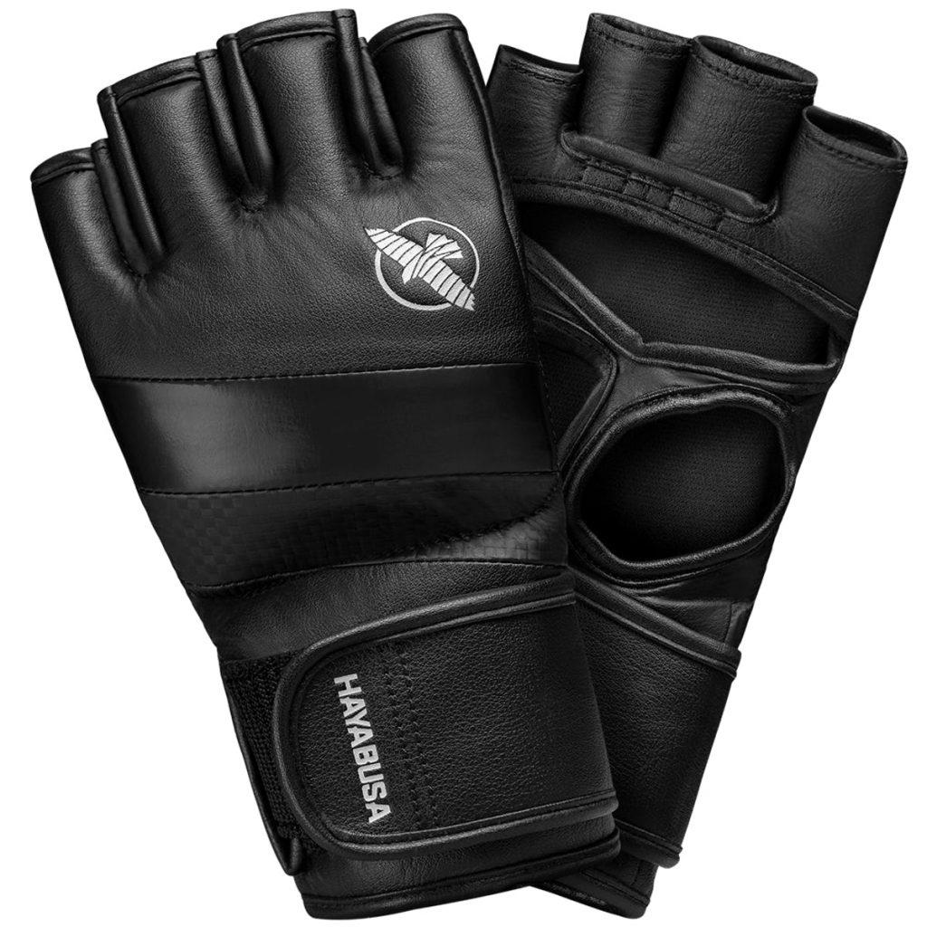 Black 4oz MMA Gloves