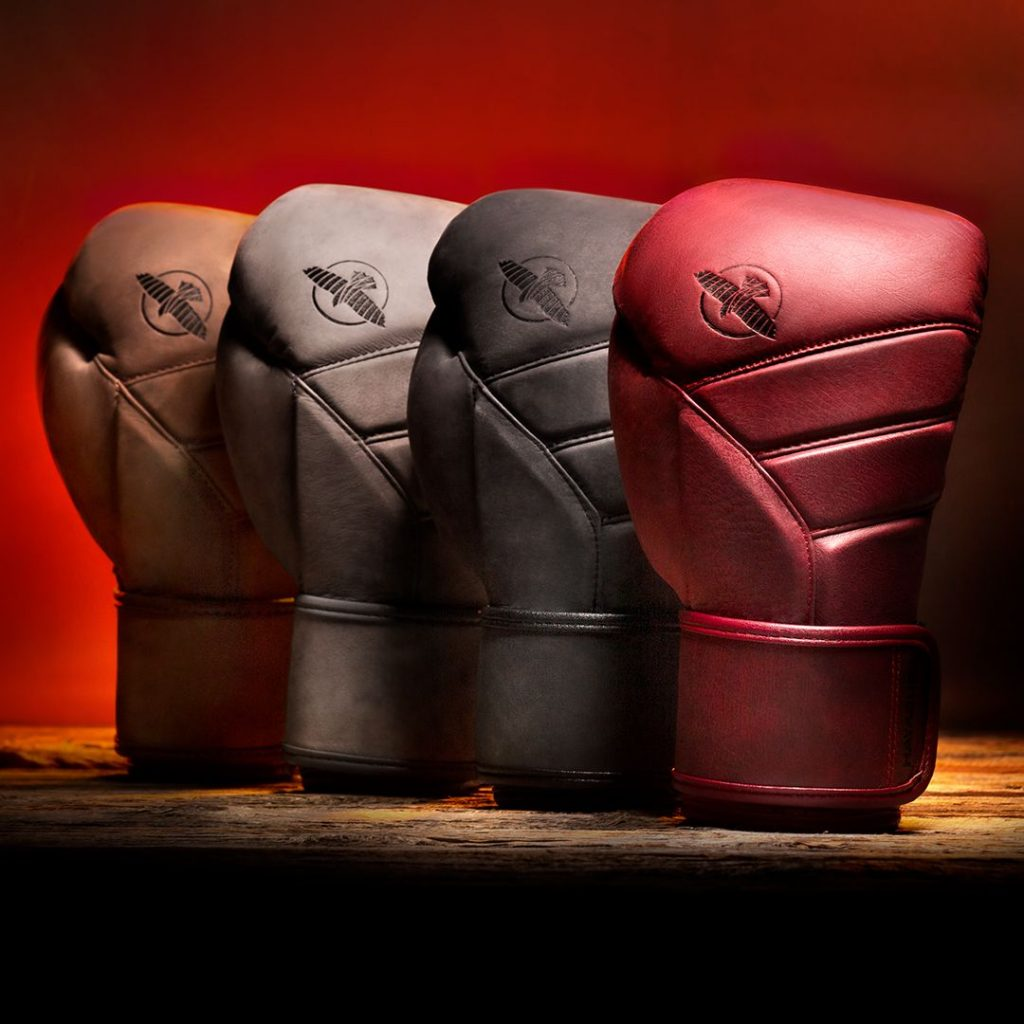 LX Boxing Gloves with Hayabusa's Silver Infused Technology